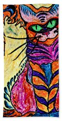 Cat 3 Bath Towel