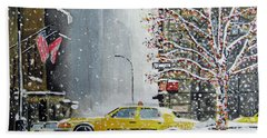 Designs Similar to Catch A Snow Cab by Callan Art