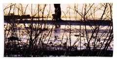 Bath Towel featuring the photograph Catching The Sunrise by Robyn King