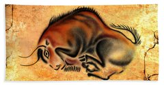 Cave Painting Hand Towel