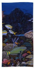 Cayman Reef Re0022 Hand Towel