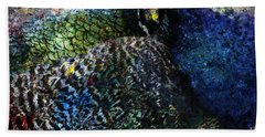 Celebration Of The Peacock #2 Hand Towel