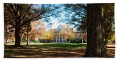 Chambers Building - Davidson College Hand Towel