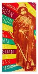 Chamorro Revolutionary Hand Towel