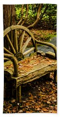 Changing Of The Seasons Hand Towel