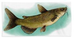Channel Catfish Hand Towel