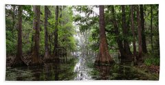 Charleston Swamp Hand Towel