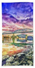 Chattanooga Reflection 1 Hand Towel