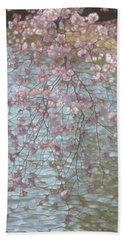 Cherry Blossoms P2 Hand Towel