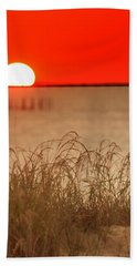 Chesapeake Sunset Hand Towel