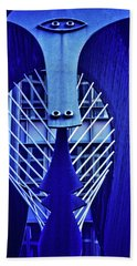 Chicago Picasso Sculpture, Chicago Hand Towel