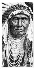 Chief-joseph Bath Towel