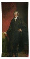 Chief Justice Marshall Hand Towel
