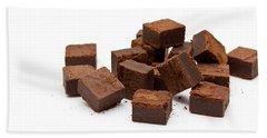 Chocolate Brownies Bath Towel