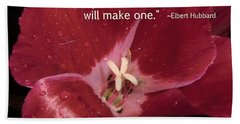 Choose Your Quote Choose Your Picture 8 Hand Towel