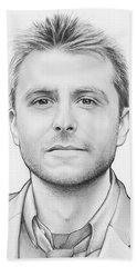 Chris Hardwick Bath Towel