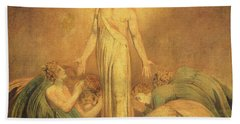 Christ Appearing To The Apostles After The Resurrection Hand Towel