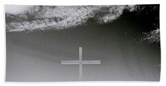 Christian Grave Hand Towel by Shaun Higson