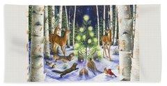 Christmas Magic Bath Towel