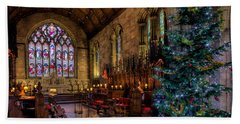 Bath Towel featuring the photograph Christmas Time by Adrian Evans