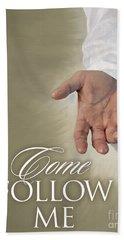 Christ's Hand Hand Towel