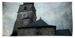 Church Saint Malo Hand Towel