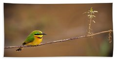 Cinnamon-chested Bee-eater Hand Towel