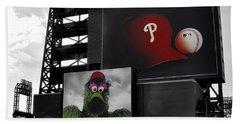Citizens Bank Park Philadelphia Hand Towel