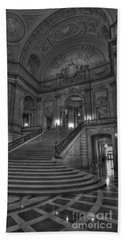 City Hall Grand Stairs Hand Towel
