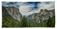 Classic Tunnel View Bath Towel