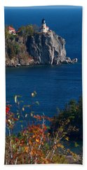 Cliffside Scenic Vista Hand Towel