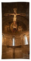 Cloisters Crucifixion Hand Towel