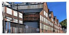 Closed Steel Mill Bath Towel