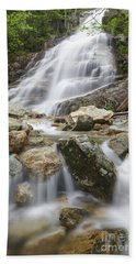 Cloudland Falls - Franconia Notch State Park New Hampshire Usa Bath Towel