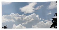 Clouds 2 Hand Towel