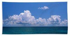 Clouds Holland Mi Bath Towel