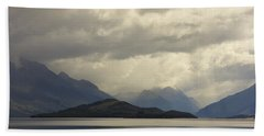 Clouds Over Wakatipu #2 Hand Towel by Stuart Litoff
