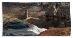 Coal Mine Mesa 09 Hand Towel
