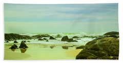 Coastal Landscape Of Sri Lanka Hand Towel
