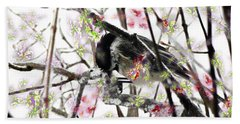 Cold And Damp 2 Hand Towel by Mike Breau