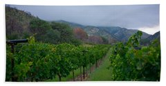 Colibri Vineyards Hand Towel