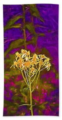 Hand Towel featuring the photograph Color 5 by Pamela Cooper