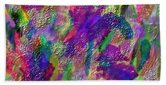 Color Dream Play Bath Towel