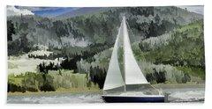 Colorado By Wind Hand Towel