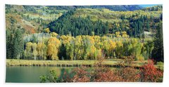 Colorado Colors Bath Towel