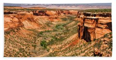 Colorado National Monument Ute Canyon Bath Towel