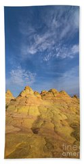 Colorado Plateau Coyote Buttes Arizona Bath Towel