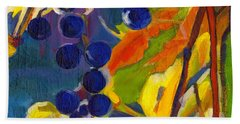 Colorful Expressions  Bath Towel
