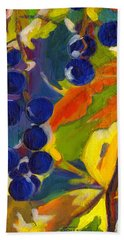 Colorful Expressions  Hand Towel