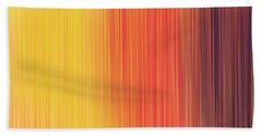 Colorful Fibres Bath Towel